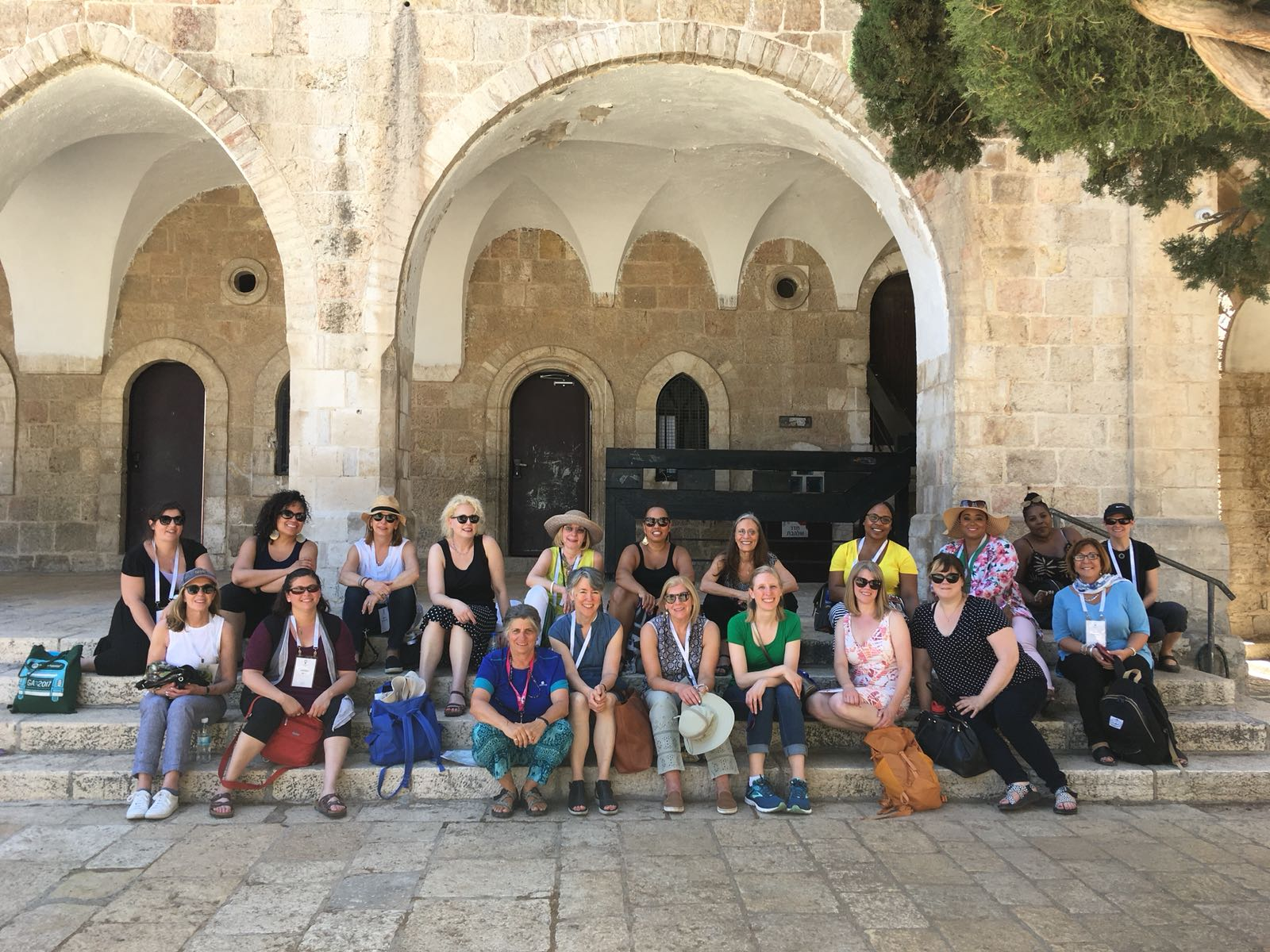 Cleveland Women Partner for Peace in Israel