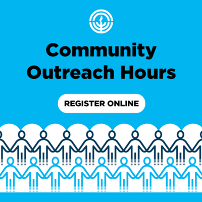 Community Outreach Hours