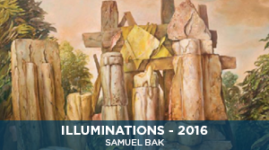 Commemoration - Samuel Bak