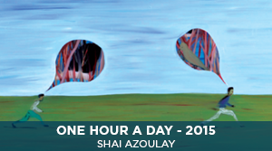 The Chase of Thoughts - Shai Azoulay