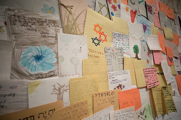 A Visit to Tree of Life Synagogue