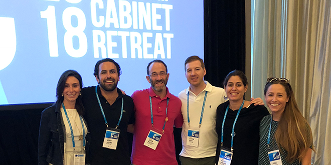 My JFNA Cabinet Retreat Experience