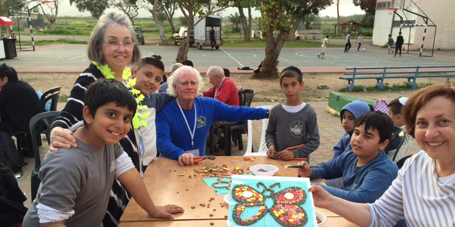 Adults 50+: Volunteer in Beit Shean!