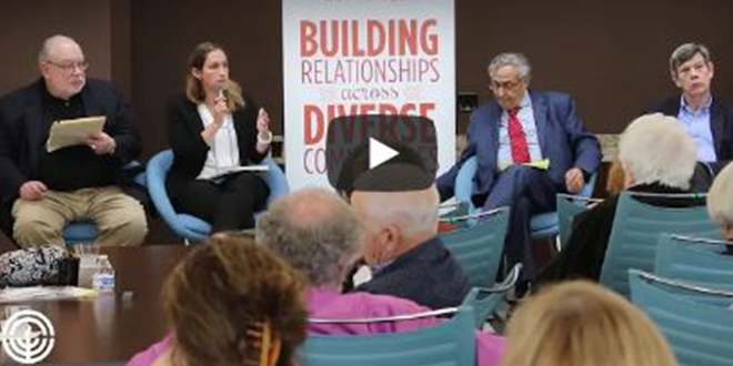 Watch Now: Panelists Discuss Relationship between American Jews & Israel