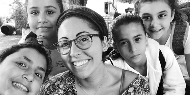 Reflections from a Beit Shean Masa Israel Teaching Fellow