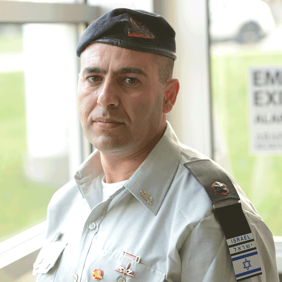 A Druze Hero in the IDF