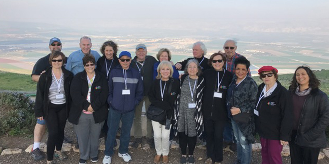 Clevelanders Make IMPACT! in Beit Shean