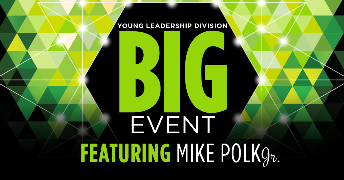 Jewish Cleveland Hosts YLD Big Event Feat. Comedian Mike Polk, Jr.