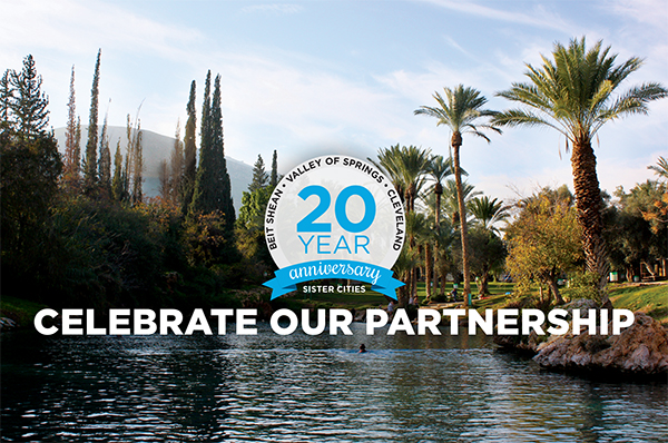 Celebrate 20 Years with Our Sister City