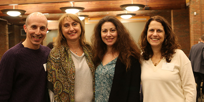 Cleveland Hosts Jewish Communal Professionals from St. Petersburg