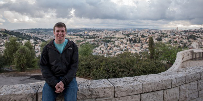 Becoming a Citizen of the World in Israel