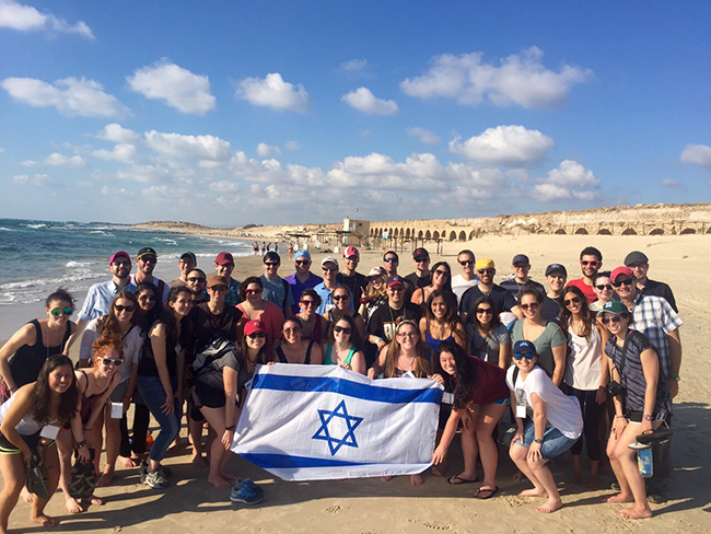 Updates from our Summer Birthright Trip