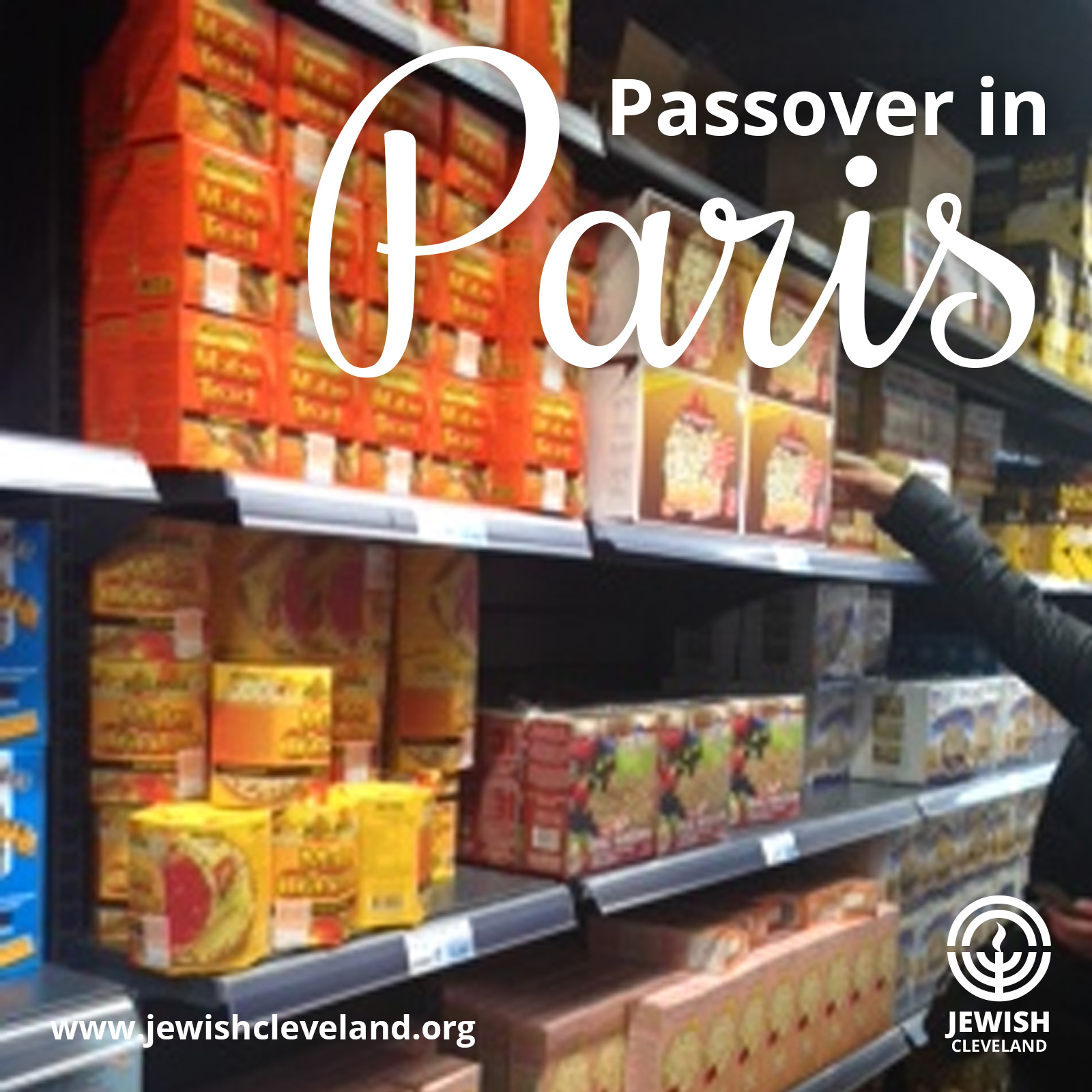 Passover in Paris