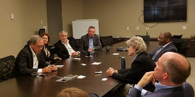 Members of Knesset Visit Jewish Cleveland
