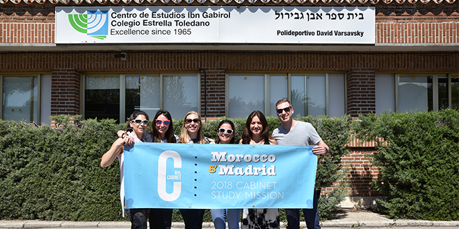 Exploring Jewish Life in Morocco and Madrid