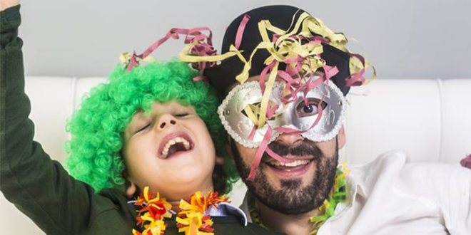 Celebrating Purim With Kids