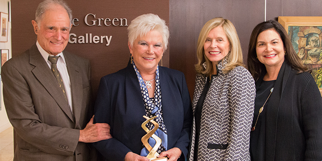 Honoring Roe Green