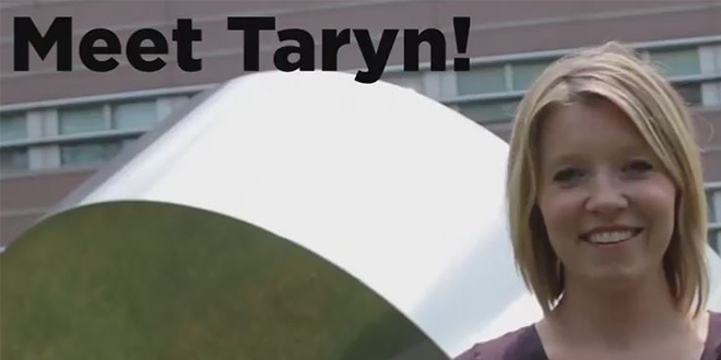 Watch Now: Street Team Meets Taryn