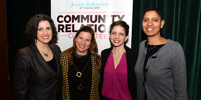 Clevelanders, Israelis Discuss the Role of Women in STEM