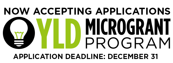Apply Now for YLD's Microgrant Program