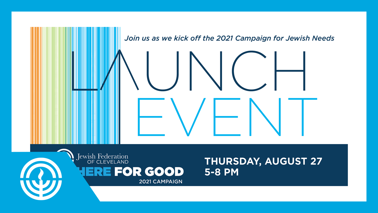 WATCH: 2021 Campaign For Jewish Needs Launch