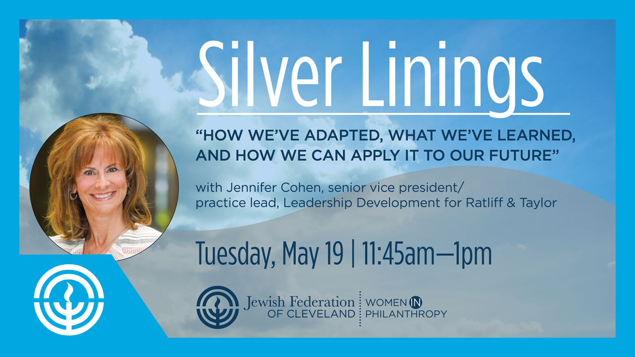 WATCH: Silver Linings: How We've Adapted, What We've Learned, and How We Can Apply it to our Future