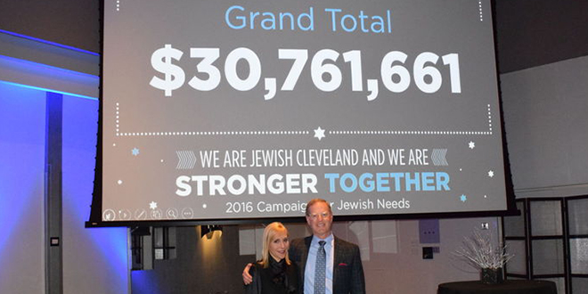 Federation raises $30,761,661 in 2016 Campaign