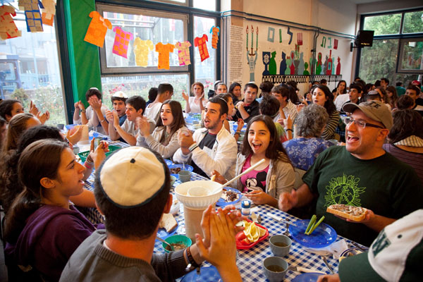 Jewish Summer Camp with Int'l Flavor