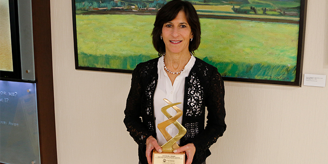 Kim Meisel Pesses Receives Gries Award