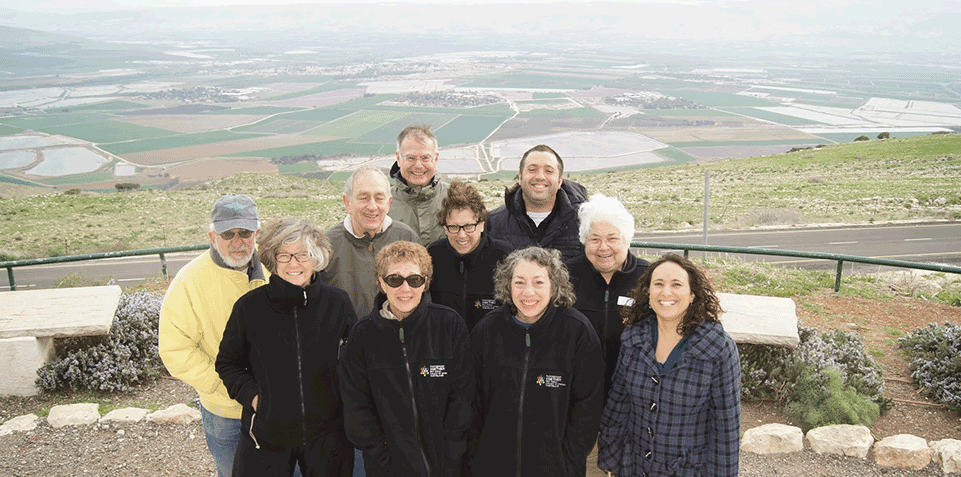 A Meaningful Beit Shean Experience