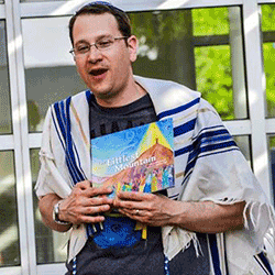 PJ Library® Young Family Shabbat