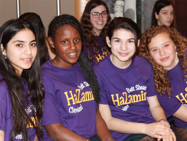Cleveland and Israeli Teens to Make Carnegie Hall Debut