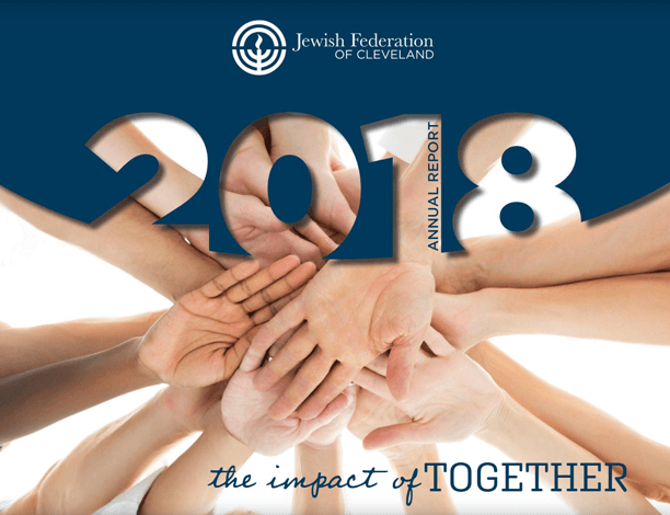 2018 Jewish Federation of Cleveland Annual Report